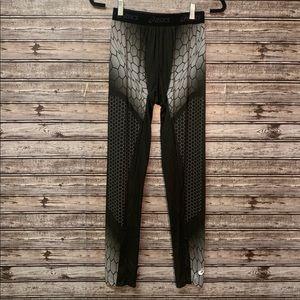 Asics men's base layer leggings